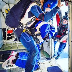 Unusual inside shot of one of luck tandem customers preparing to exit from 15,000ft (4500m)! Thanks Rob Lloyd  #SkydiveHibaldstow #Skydive #Skydiving #Skydiver #Tandem #TandemSkydive #Bucketlist #Altitude #Adventure #Adrenaline #Freefly #Freefall #Canopy #Parachute #Jump #Hibaldstow #UK #England #Brigg #Scunthorpe #SummerDays #15000ft #Action #Camera #PhotoOfTheDay