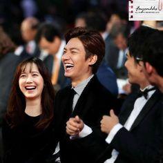 MINSUN is real. Lee Min Ho Boys Over Flowers, Boys Before Flowers, K Pop, Le Min Hoo, Jiyong, Lee Min Ho Photos, Dance Sing, Love In Islam, Handsome Korean Actors