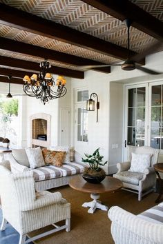 Don't you just love this lanes ceramics klompie ceiling and braaiplace Fireplace Surrounds, Bricks, Fireplaces, Ceilings, Wicker, Bathrooms, Kitchens, Clay, Outdoors