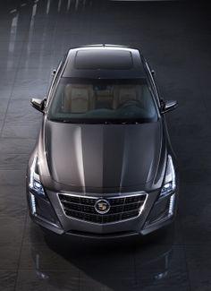Foto Exteriores (1) Cadillac Cts Sedan 2013