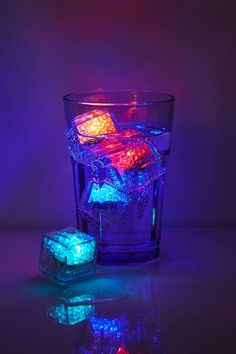 18 Gifts For Every Geek in the Kitchen Neon Wallpaper, Summer Wallpaper, Aesthetic Iphone Wallpaper, Aesthetic Wallpapers, Wallpaper Backgrounds, Foto Fantasy, Glass Photography, Color Changing Led, Purple Aesthetic