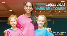 Drum Roll Please....... Everyone here at the S&B family is thrilled to welcome our first Brand Ambassadors! This year, at our Dance Camp we awarded three girls the opportunity to become part of our team. We looked for girls that inspire us, have enormous amounts of heart and passion, take pride in what they do, as well as fit into our brands