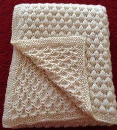 Dean's Blanket - Free Pattern
