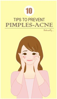 How to Get Rid of Pimples / Acne Naturally?