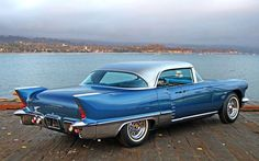Cadillac Eldorado Brougham 1957.