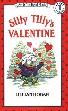 Silly Tilly's Valentine (I Can Read Book 1) by Lillian Hoban,http://www.amazon.com/dp/0064442233/ref=cm_sw_r_pi_dp_sYbgtb1ME40X7PQM
