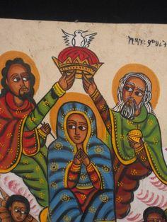 .Ethiopian art