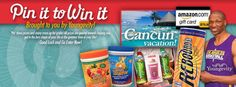 Pin It to Win It!  With Andrew Wallach Loves Youngevity!