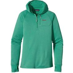 My personal all-time favorite, so glad they added the hoody now: R1 Hoody (Women's) #Patagonia #RockCreek