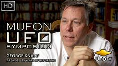 UFOTV Presents - AREA-51 – THE UNTOLD STORY AND 25 YEAR HISTORY – MUFON UFO SYMPOSIUM – George Knapp