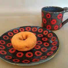 I really like this Fishman plate and mug.