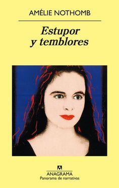 Título: Estupor y temblores   Autora: Amélie Nothomb   Reseñista: Leticia Martin