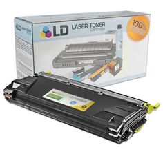Compatible Toshiba 12A9625 Yellow Laser Toner Cartridge: Save money with the Remanufactured Toshiba 12A9625 Laser Toner and Supplies. The…