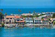Loved Living Here. Balboa Island California