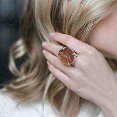 Jewelry and Decor from Brazil в Instagram: «🇷🇺 Геоды агата - невероятные минералы, представляющие собой сферу, внутри которой пустая полость, покрытая кристаллами 😍 ⠀ 4500…» Gemstone Rings, Stud Earrings, Gemstones, Jewelry, Jewellery Making, Gems, Stud Earring, Jewerly, Jewlery