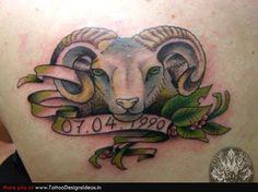 Aries Ram Tattoo   thumbs aries ram tattoo designs pic 7 www tattoopins com 60 kb 630 x ...