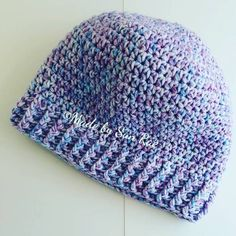 Child's Crochet Hat (2-5 year old) £9.00