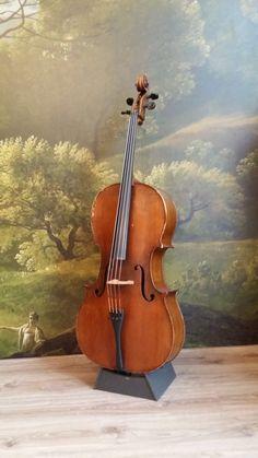 Mooie cello, rond 1890 uit Mirecourt