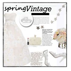 """""""Spring Wedding"""" by citresque ❤ liked on Polyvore"""