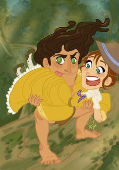 Jane Porter Tarzan Sexy | Jane Porter Jane and Tarzan