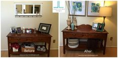 Amazing Home Staging Before and After Photos - HSR Home Staging Certification Training