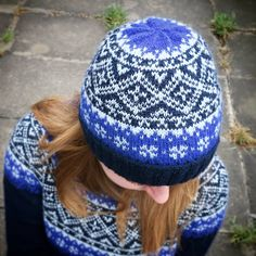 4bbd3fde062 Ravelry  Vinterfjell hat pattern by Skeindeer Knits Crochet Winter