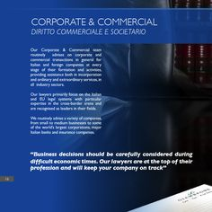 Corporate & Commercial
