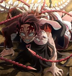 Kimetsu no Yaiba (Demon Slayer) Image - Zerochan Anime Image Board Manga Anime, Fanarts Anime, Otaku Anime, Anime Art, Anime Angel, Anime Demon, Demon Slayer, Slayer Anime, Wallpaper Anime Hd