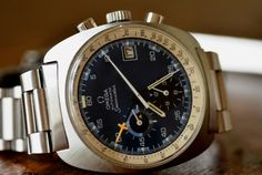 Just Because: The Omega Seamaster Chronograph Ref. ST 176.001 With '70s Style & A Cult Movement