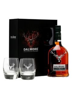 Dalmore 15 Year Old2 Glass Pack