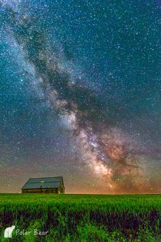 Palouse Milky Way X, by Bing... #field #sky #stars #milkyway #palouse #WashingtonState