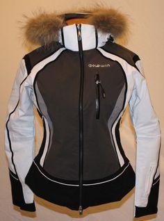 The Startingate, Inc. - Goldwin Ladies Jacket *Charcoal*, $425.00 (http://www.startingate.net/goldwin-ladies-jacket-charcoal/)
