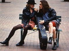 "The movie ""Singles"" - so '90's! Loved the soundtrack! Grunge city."
