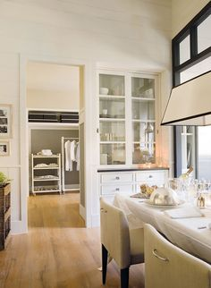 greige: interior design ideas and inspiration for the transitional home by christina fluegge: kitchen love....