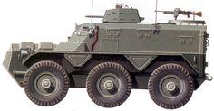Saracen FV603 Alvis Description identification pictures picture photo image British wheeled armored armoured vehicle personnel carrier véhicule blindé à roues anglais britannique de transport de troupe