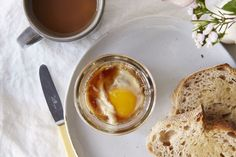 Maple-Poached Eggs recipe on Food52