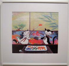 "Jacob and Minca ""I Love Sushi!""  ~~ Sven Hartmann"