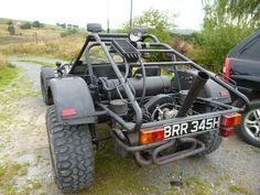 2 x UVA Fugitive Sand Rail Dune Buggy