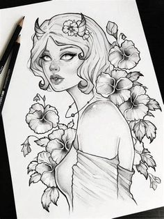 Pin On I Love Drawing