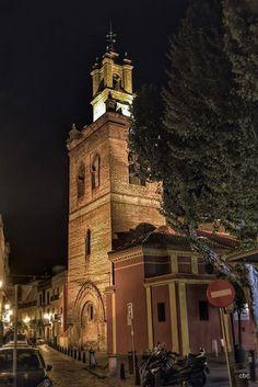 San Lorenzo church in Seville - Andalusia, Spain