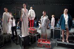 Dawid Tomaszewski Aleja Projektantów 11. edycji FWP - Fashionweare.com
