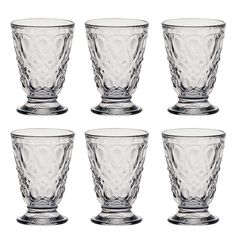 I pinned this Lyonnais Goblet (Set of 6) from the A Festive Feast event at Joss and Main!
