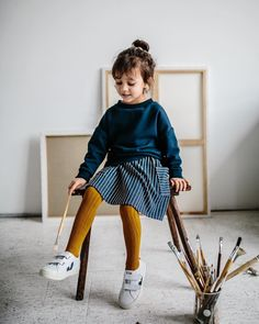 10 childrens fashion brands from Berlin-monkind Fashion Kids, Little Kid Fashion, Baby Girl Fashion, Toddler Fashion, Stylish Kids Fashion, Fashionable Kids, Fashion Shoes, Veja Esplar, Outfits Niños