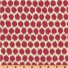 Waverly Seeing Spots Sateen Jazzberry Recycled Fabric, Minky Fabric, Fabric Swatches, House Colors, Fabric Design, Paint Colors, Sewing Projects, Quilts, Fabrics