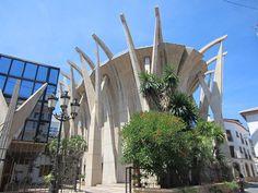 La iglesia de los pescadores de Jávea: Fernando García Ordoñez y Claudio Gómez Perretta   Arquitectura