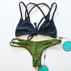 Beach Babe Swimwear |Made In California | Seamless Bikinis