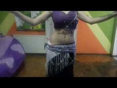 Belly Dance Hip Movements - hip drops, hip roll, hip circle, hip locks…