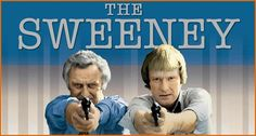 The Sweeney a classic Police drama series of 4 seasons that ran from 1974-78.