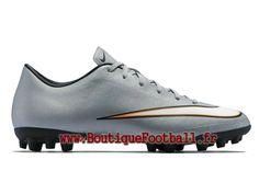 save off 0dc0f 1a57b Nike Mercurial Victory V AG-R CR7 Chaussure de football pour pelouse  synthétique pour Homme Arg 725191 003
