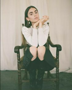 Lily Collins, Photo Galleries, Actresses, Celebrities, Boots, People, Style, Connect, Fashion